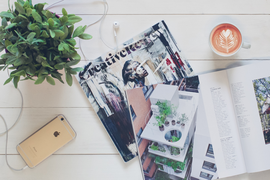 indie magazines for creatives